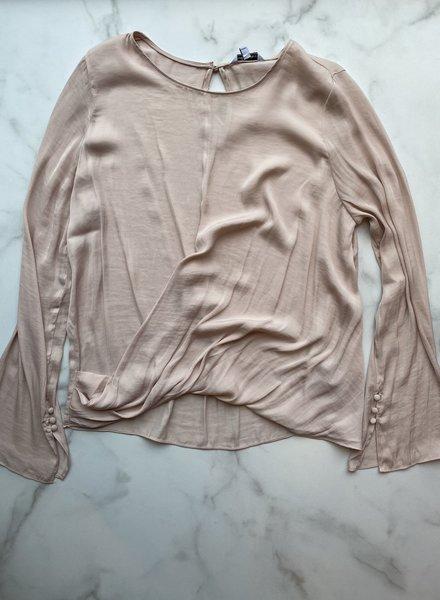 Naked Zebra chloe blouse