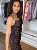 Audrey 3+1 celeste dress