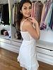 Sage natalia dress