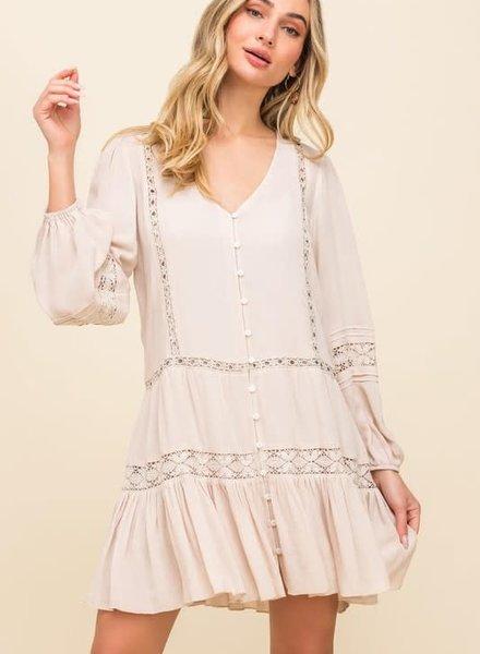 all in favor mia dress