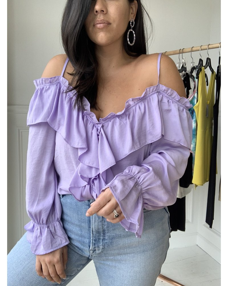 glam tricia top