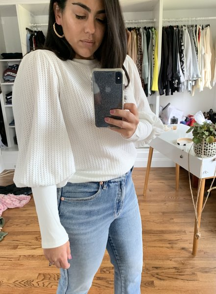 glam pam top