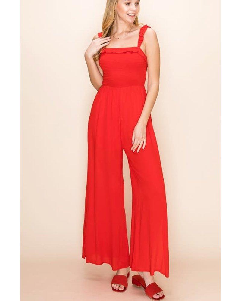 HYFVE ruby jumpsuit