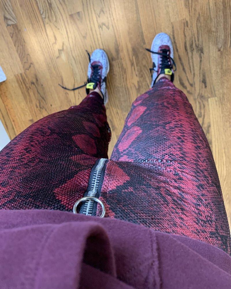 Dance  & Marvel bella pants