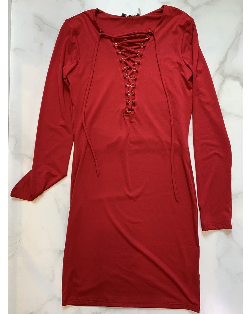 Lac Bleu madi dress