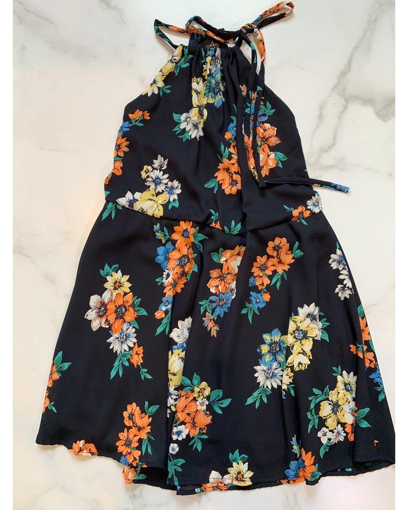 Audrey 3+1 dia dress