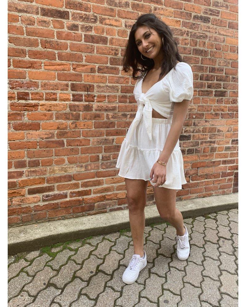 Audrey 3+1 tia skirt