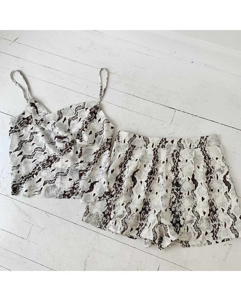 Le Lis cora shorts