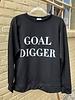 dee elly goal digger sweatshirt