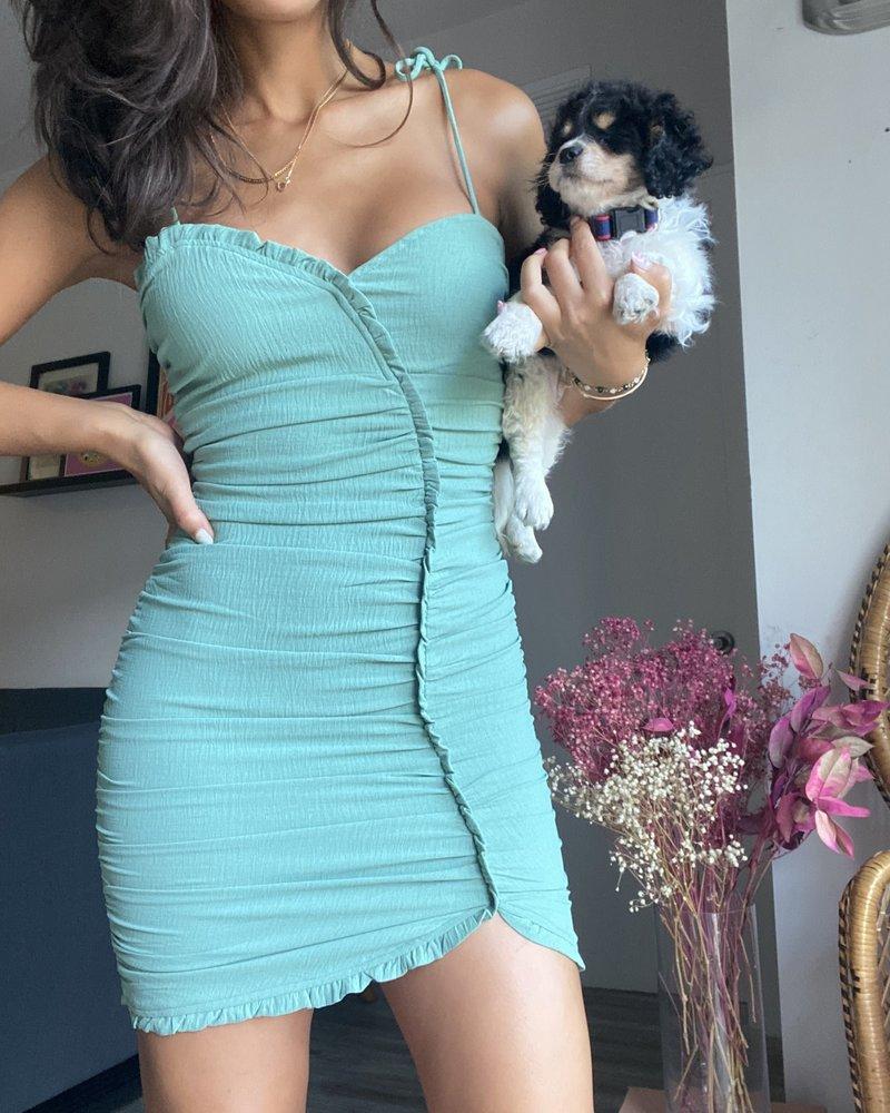 akaiv Blair dress