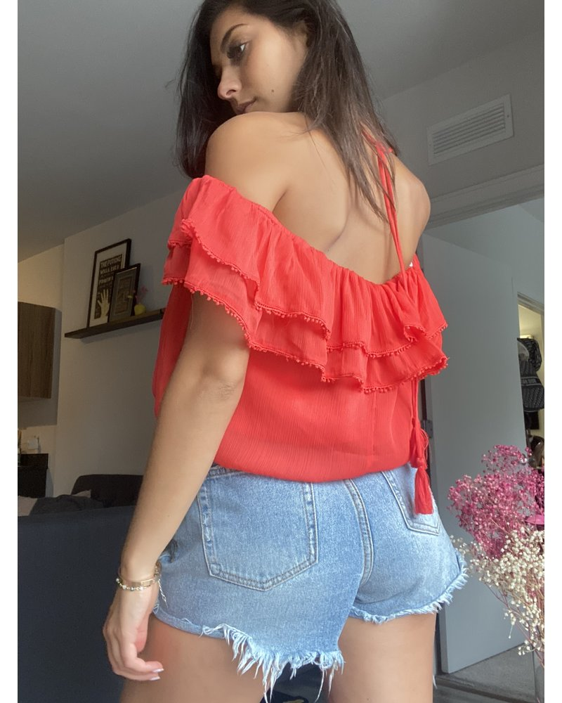 Do & Be clementine top