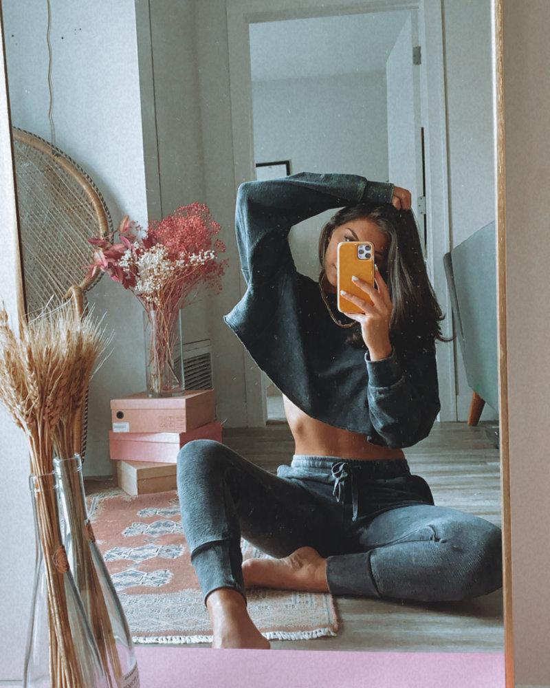 mono b pia sweatshirt