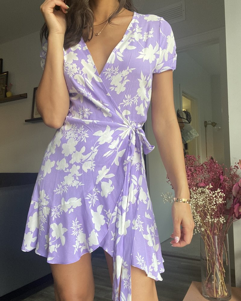 Audrey 3+1 margo dress