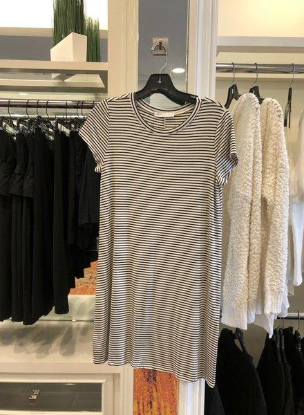 wasabi + mint Striped Mia Dress