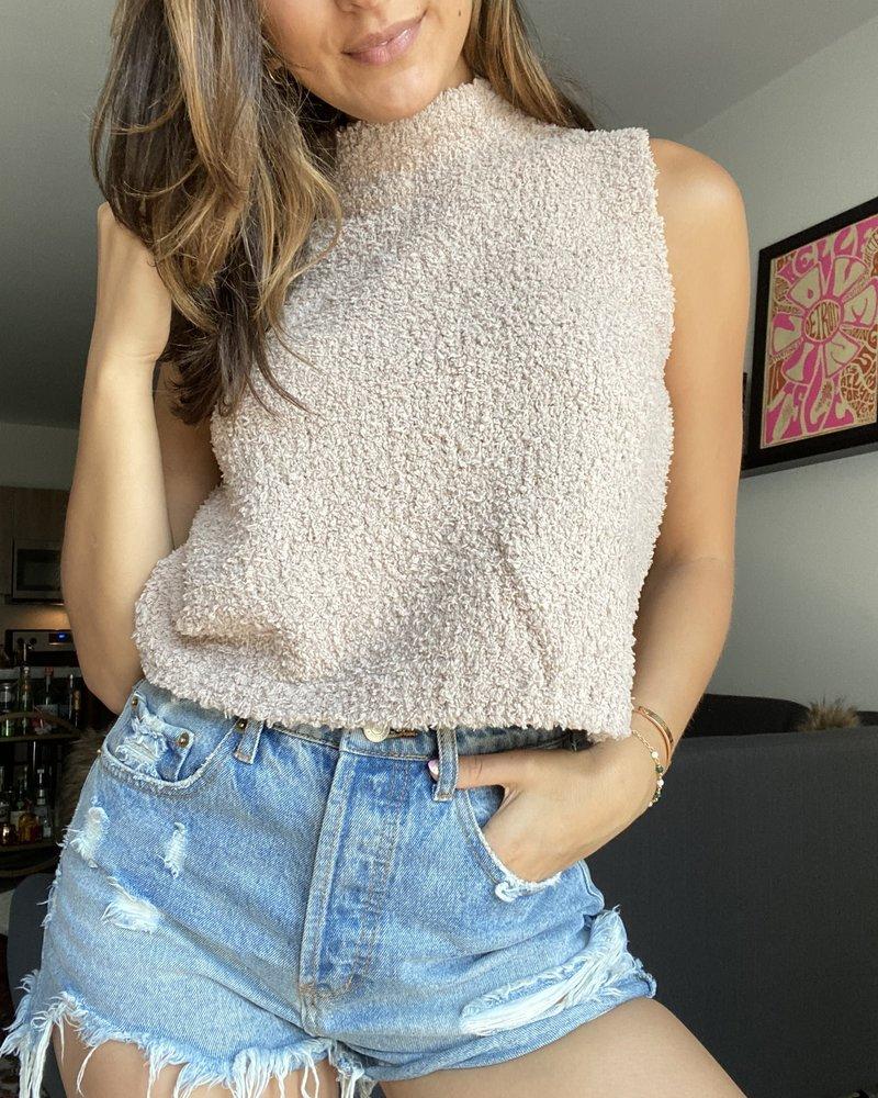 she & sky Rene sweater top