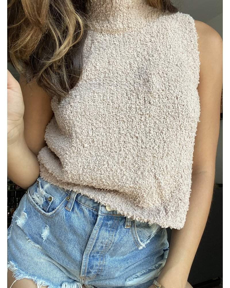 she & sky Rene sweater top