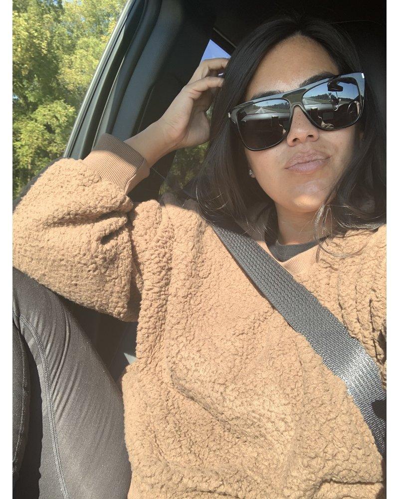 she & sky Joy sweater