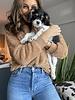 she & sky Fifi sweater