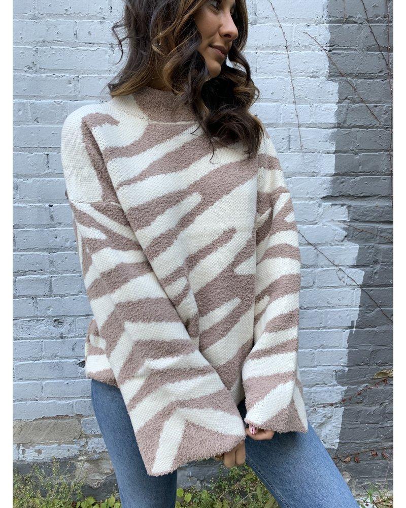 Love Riche Ruby sweater