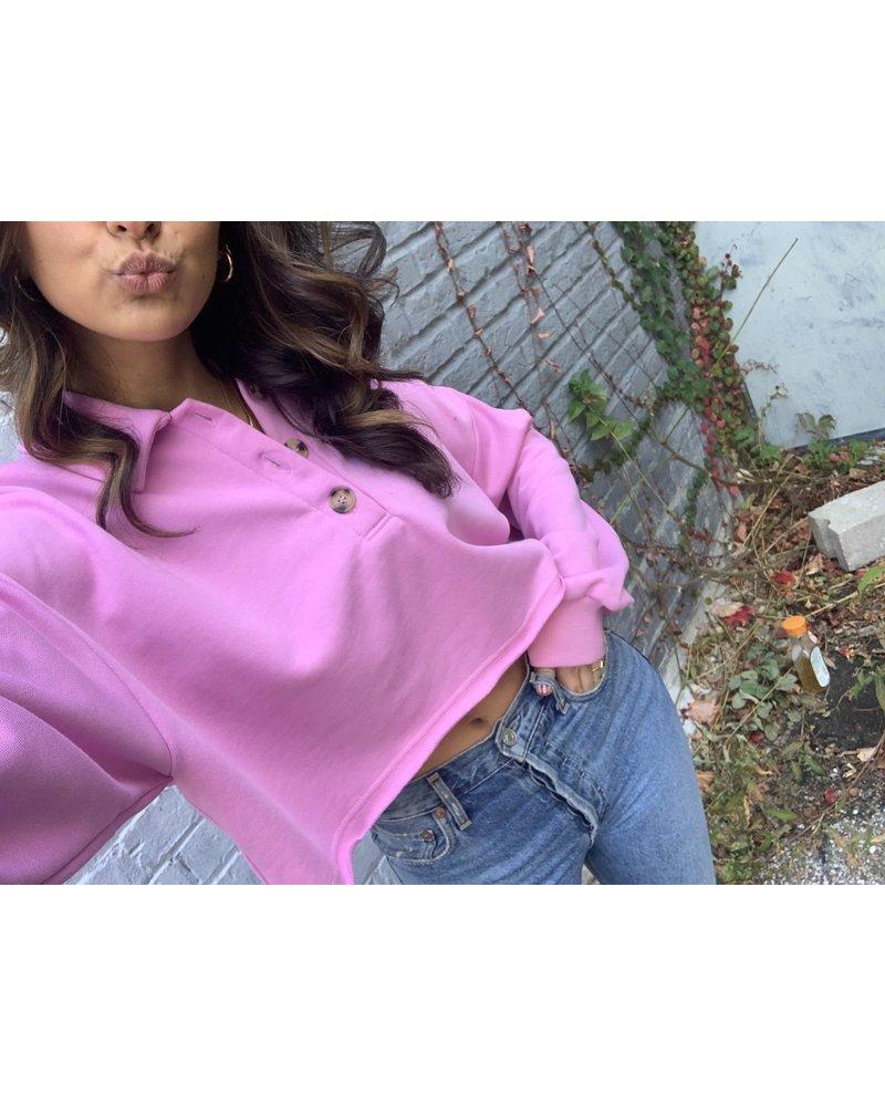 cotton candy jessie top