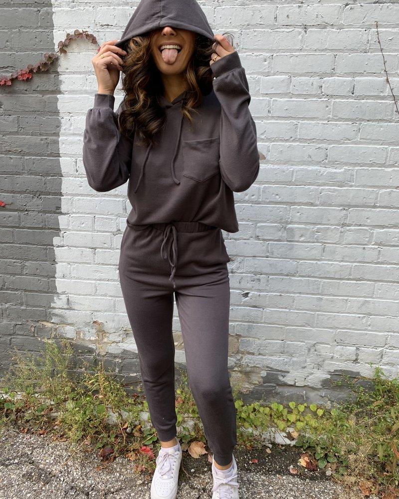 HYFVE ginger hoodie