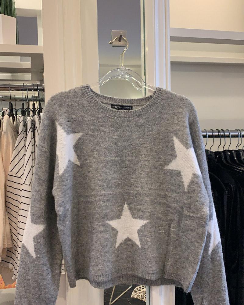 in the beginning Sienna sweater