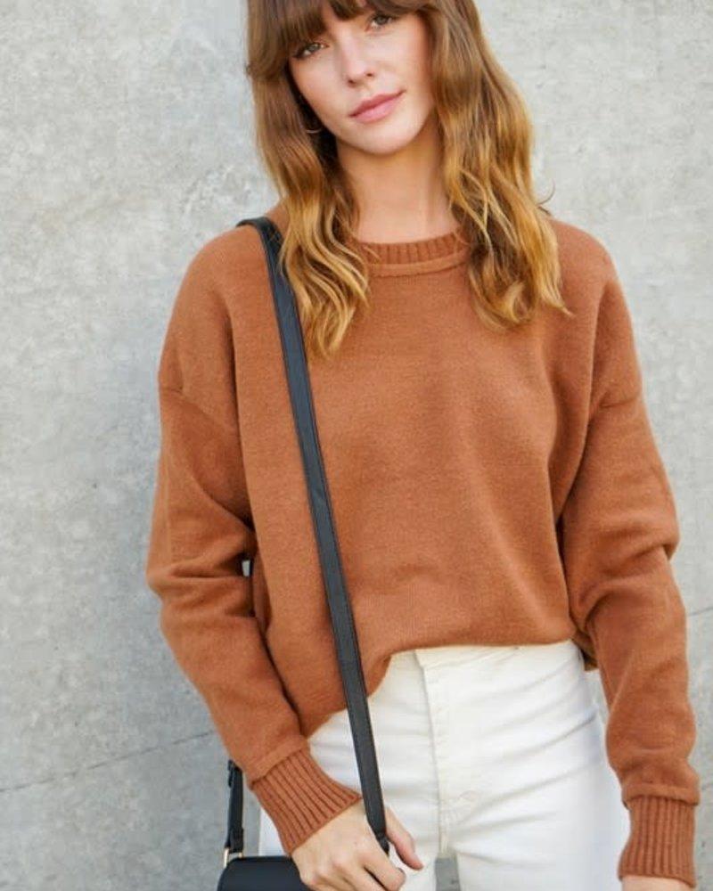 lumiere gloria sweater