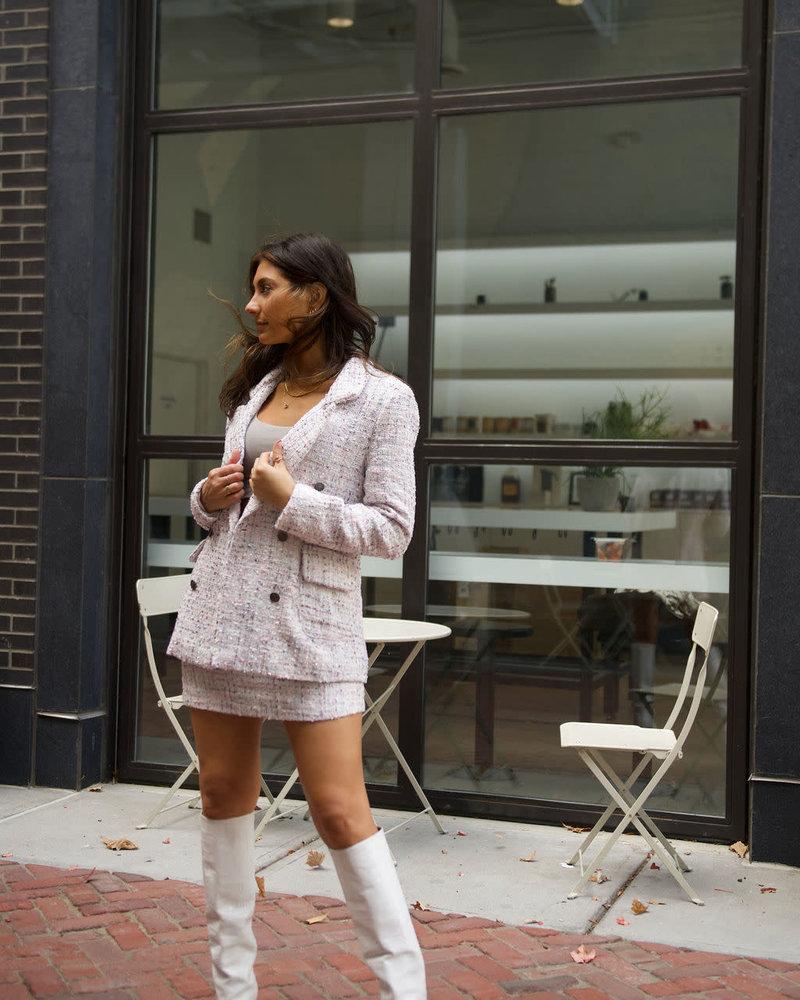 she & sky sheena mini skirt