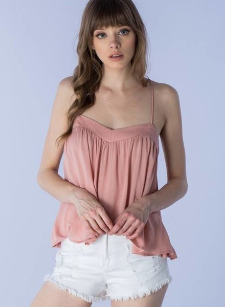 34aef73d72f Mustard Seed t10213 swing cami top