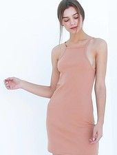 double zero 17f557 cami dress