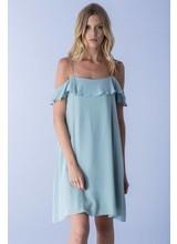 9b7f435ad06 Mustard Seed S10117 cold shoulder dress