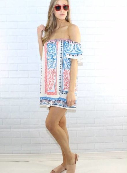 love + harmony fd5209 off shoulder dress