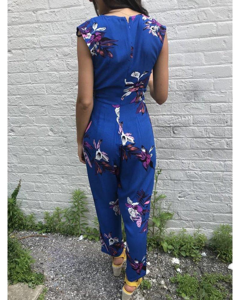Oxford Circus k161865 floral jumpsuit