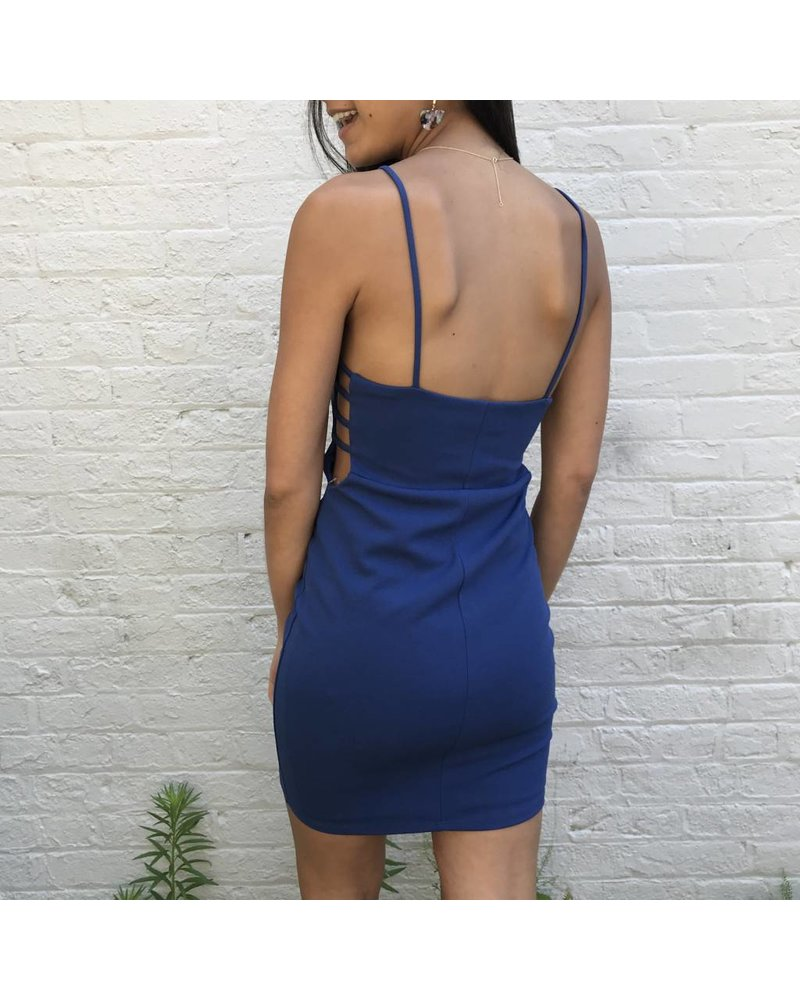 Blue Blush sam dress