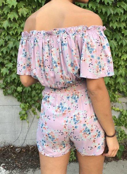 En Creme betsy shorts