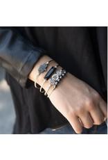 Luca & Danni Crystal Pearl Bracelet