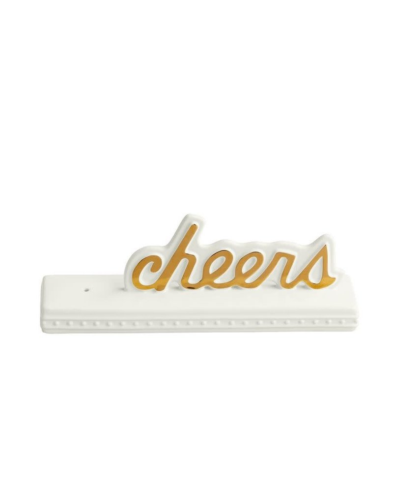 Nora Fleming, LLC Cheers Sign