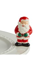 Nora Fleming, LLC Father Christmas Mini