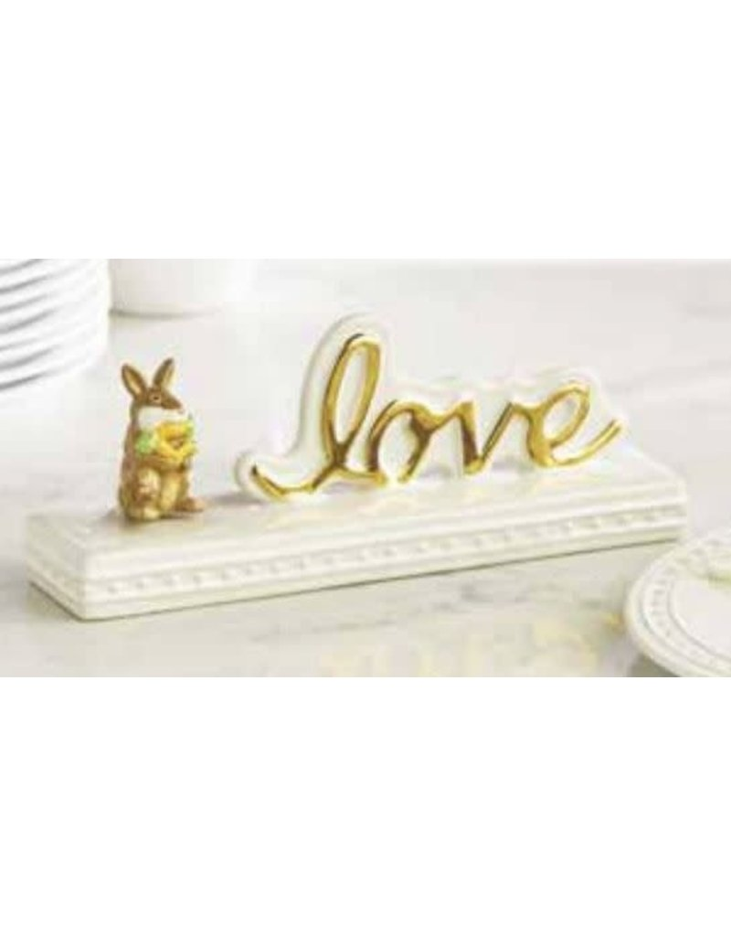 Nora Fleming, LLC Love Sign