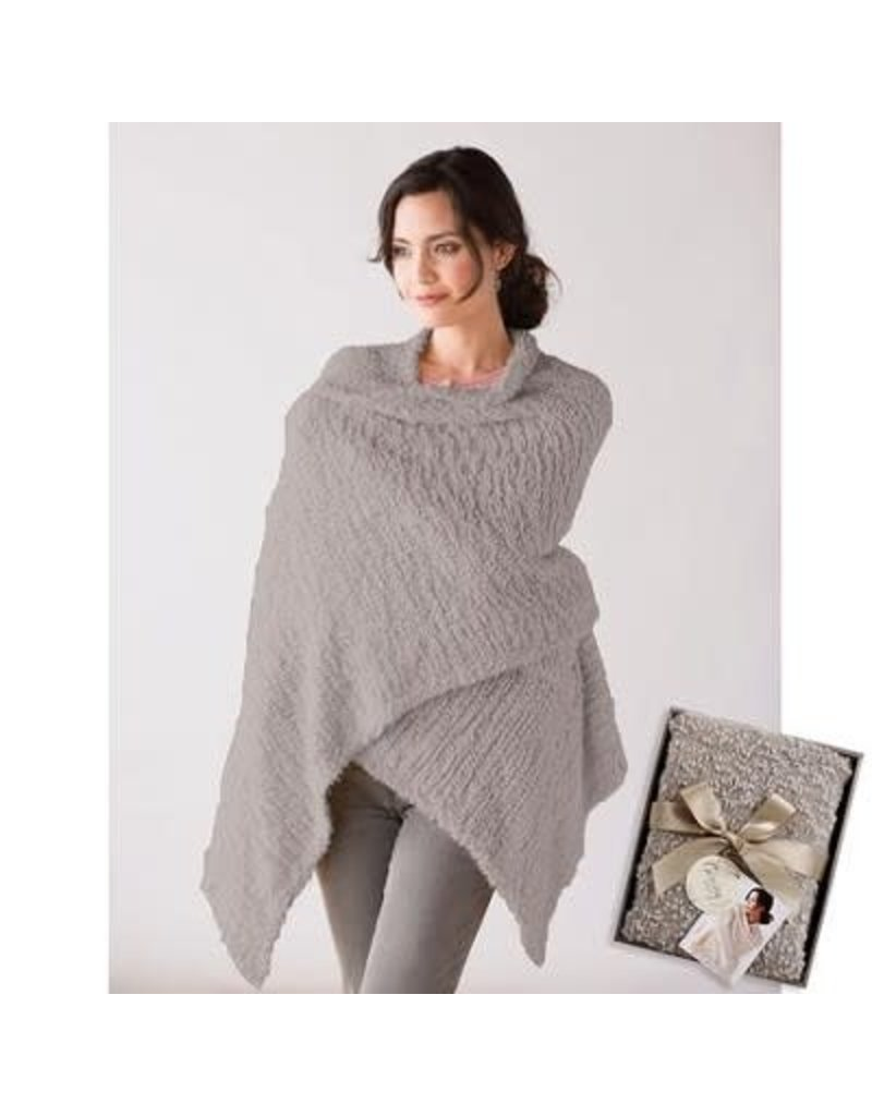 Taupe Giving Shawl