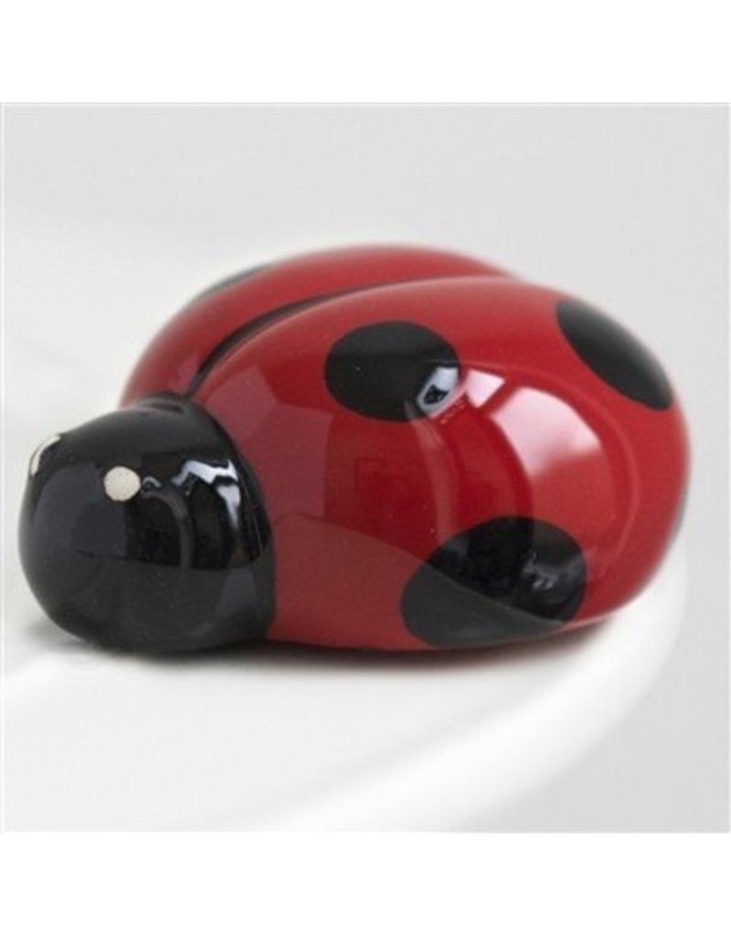 Nora Fleming, LLC Ladybug Mini