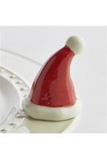 Nora Fleming, LLC Santa Hat Mini