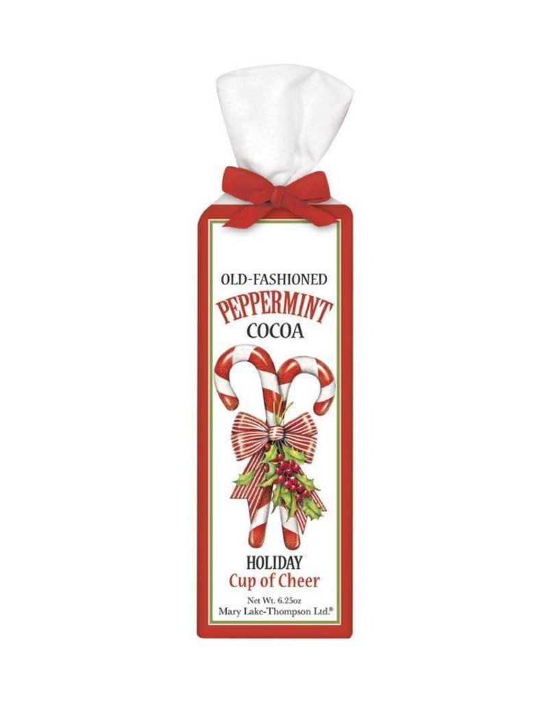 Candycane Holly Peppermint Cocoa
