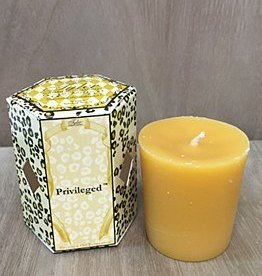 Tyler Candle Company Votive Privileged DISCONTINUED