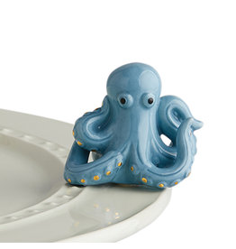 Nora Fleming, LLC Under The Sea Octopus Mini