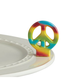 Nora Fleming, LLC Peace Out Mini