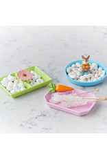 Nora Fleming, LLC Melamine Dainty Dishes Set (Green, Blue, Pink)