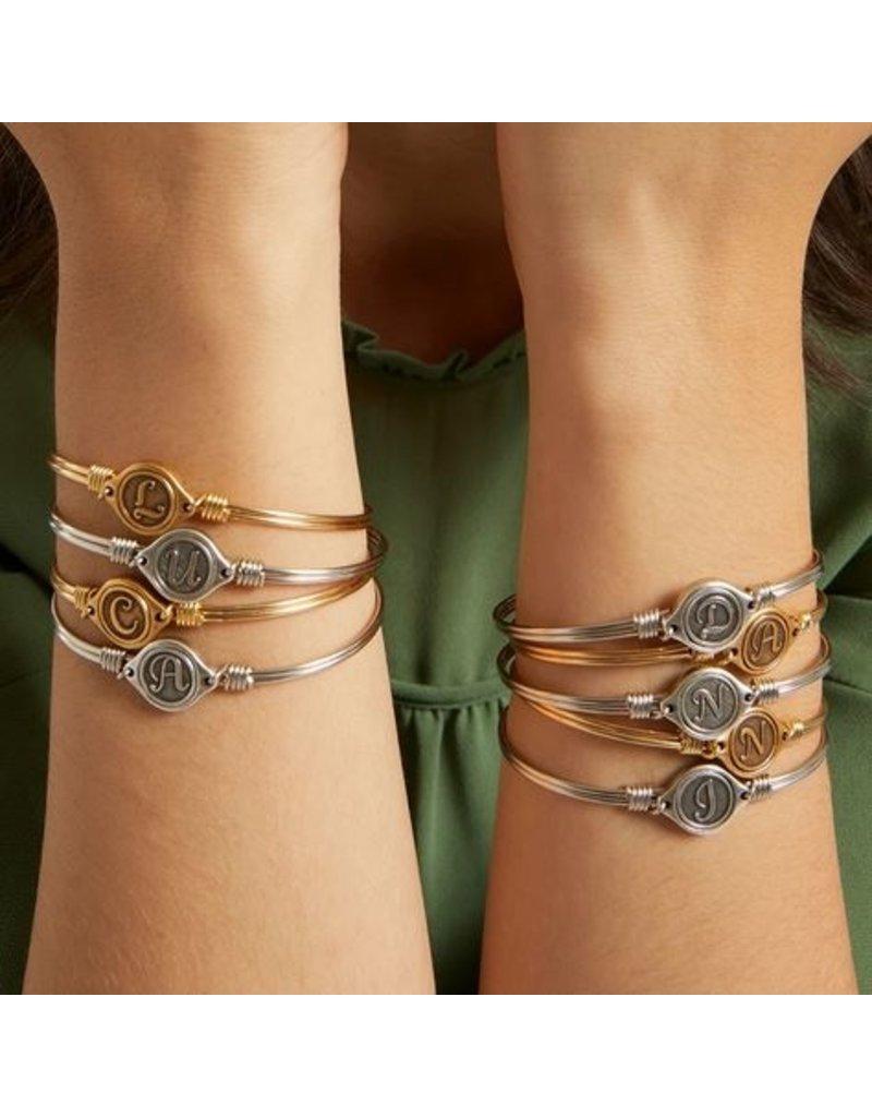 Luca & Danni Initial E Bracelet