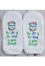 Standing On The Word Socks The Joy Of The Lord Socks