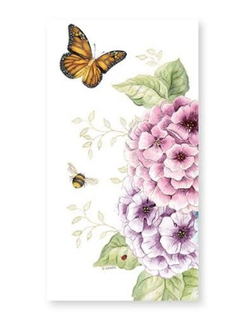 Guest Napkin Butterfly Meadow